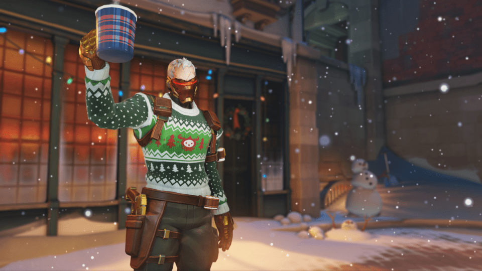 Overwatch 2020 Winter Event