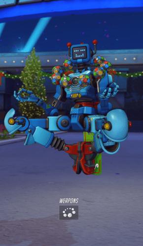Toybot Zenyatta