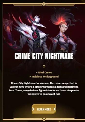 Champion Thematics Vote Crime City Nightmare