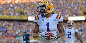 3 Receivers that The Eagles can take in the 2021 Draft