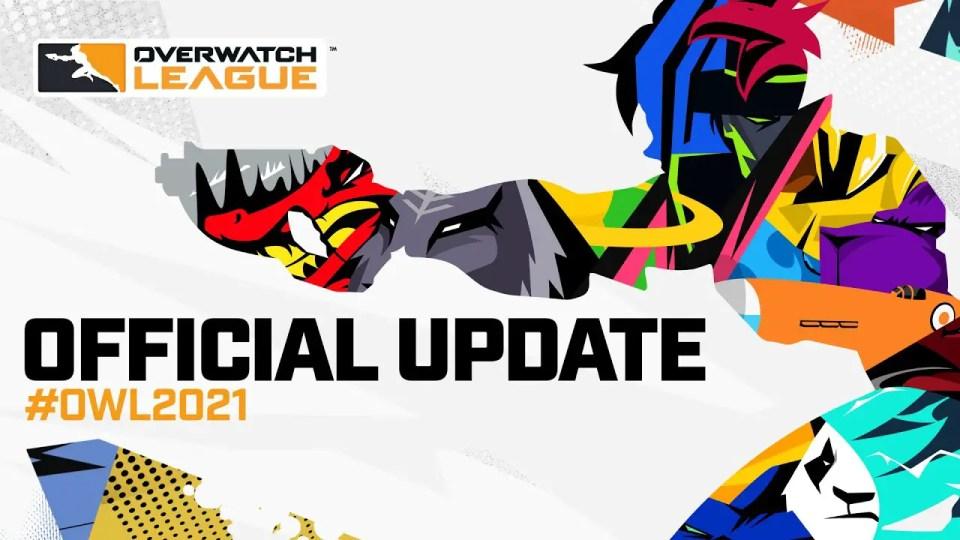 Overwatch League 2021 Start Date