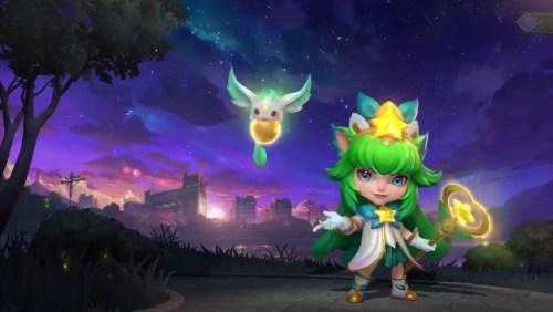Wild Rift Star Guardian Lulu