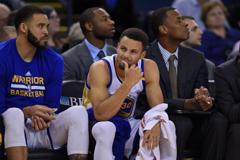 What's wrong with the Golden State Warriors?