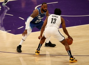 Los Angeles Lakers Lose to the Brooklyn Nets