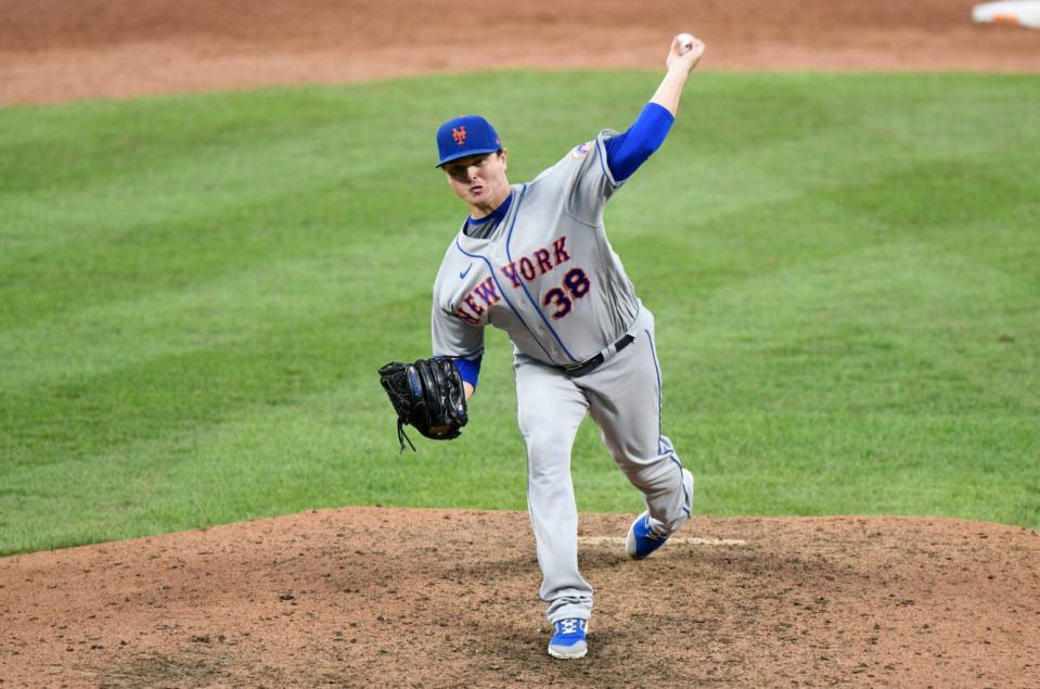 Justin Wilson Possible Mets Reunion