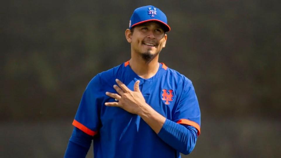 Carlos Carrasco Injured Mets