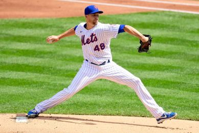 Jacob deGrom Mets Starting Pitchers Preview