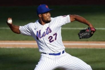 Jeurys Familia Mets Relief Pitcher
