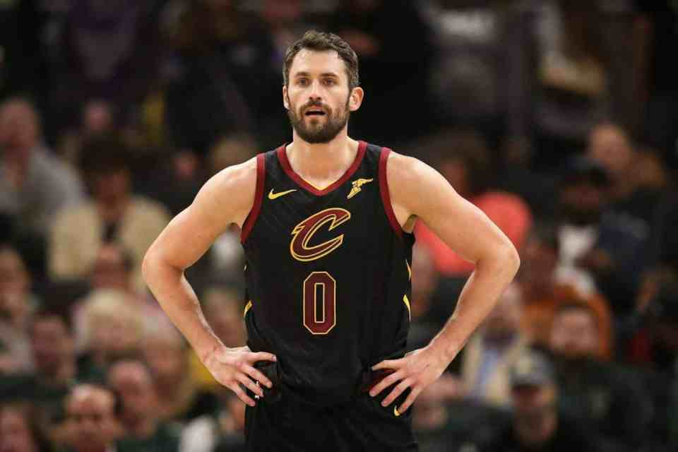 Kevin Love Slowly Returning to Normal