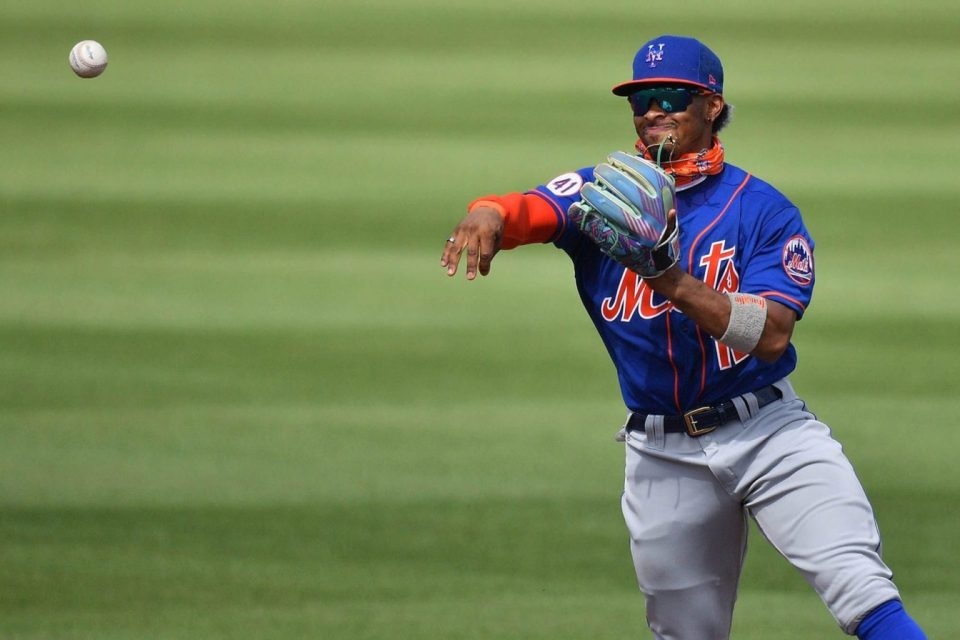 Francisco Lindor New Mets Players