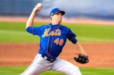 Jacob deGrom Mets April Schedule