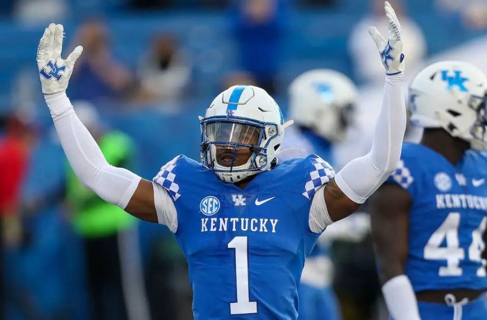 Kelvin Joseph 2021 NFL Draft Profile