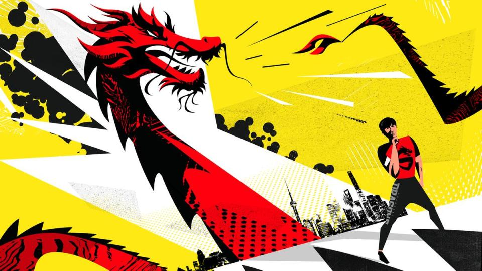 Shanghai Dragons 2021 Schedule