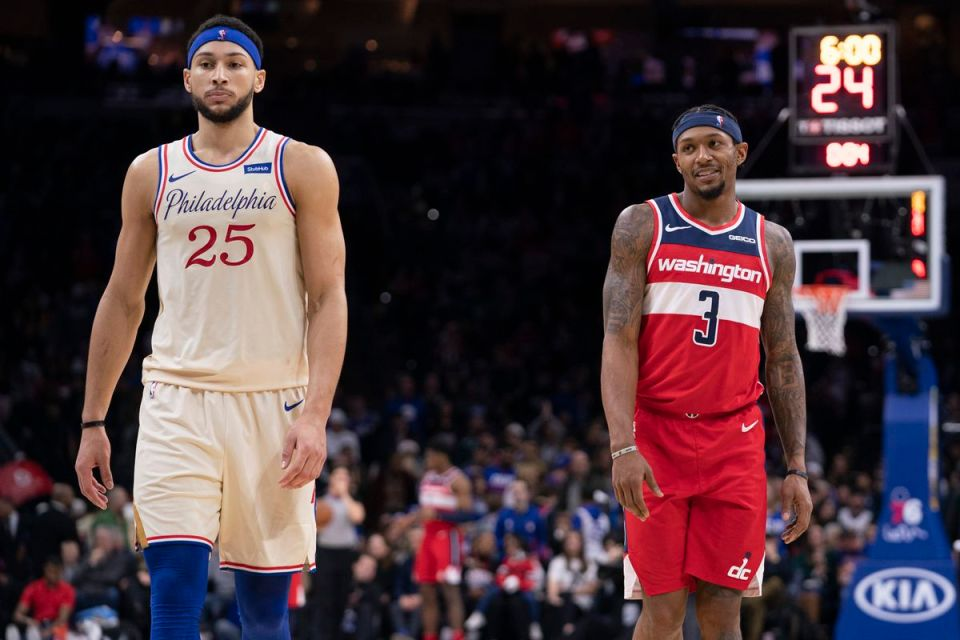 wizards vs. 76ers playoff preview