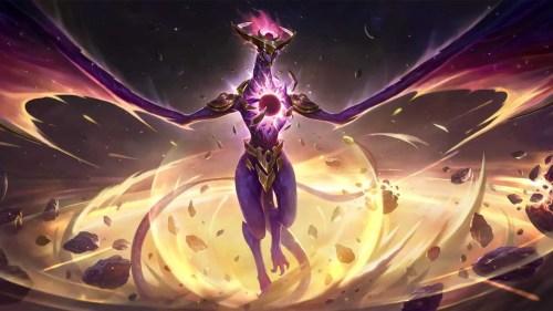 Darkstar Shyvana