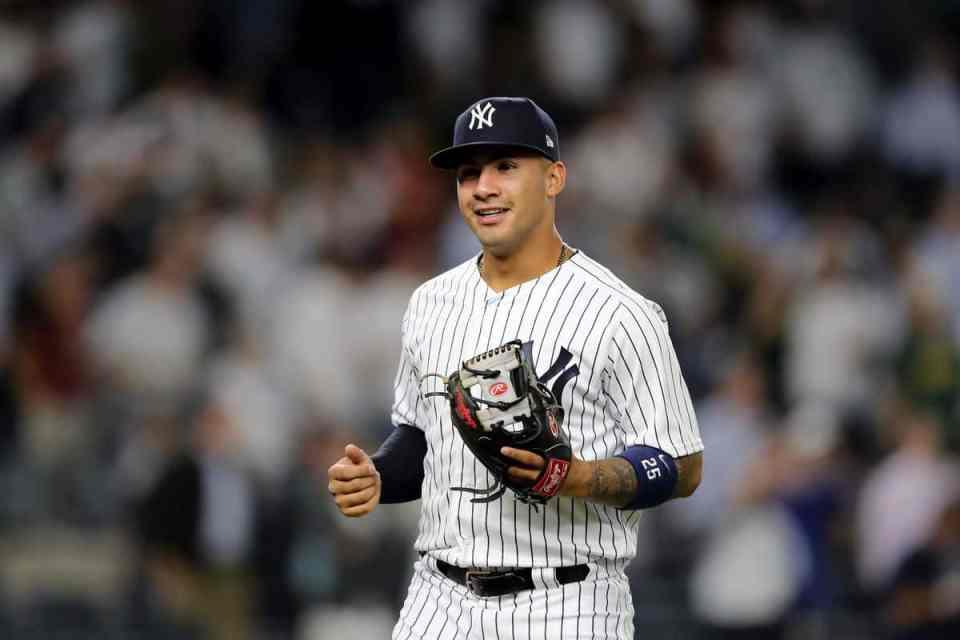 Yankees this week