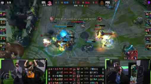 Pentanet.GG secured the tiebreaker to qualify for MSI's Rumble Stage.