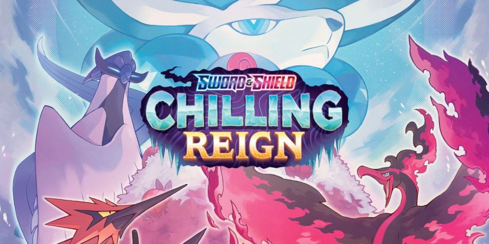 Pokemon TCG Chilling Reign Release Date