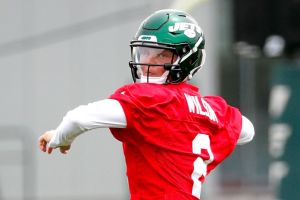 Zach Wilson will start as the #1 Quarterback on the Jets' depth chart.
