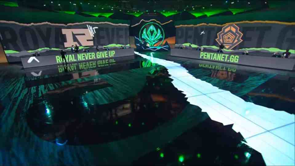 Royal Never Give Up and Pentanet.GG move on to the Rumble Stage at MSI 2021.