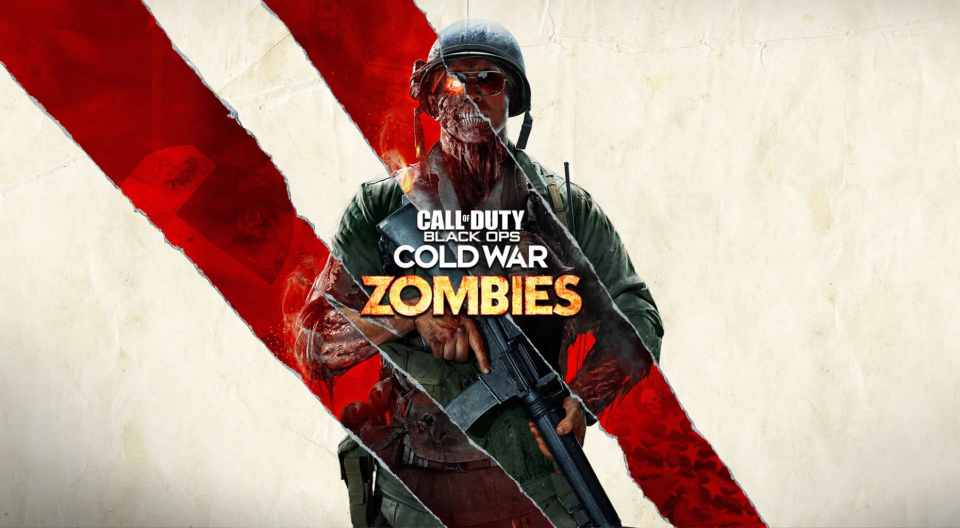 Promotional Art of Call of Duty: Cold War Zombies