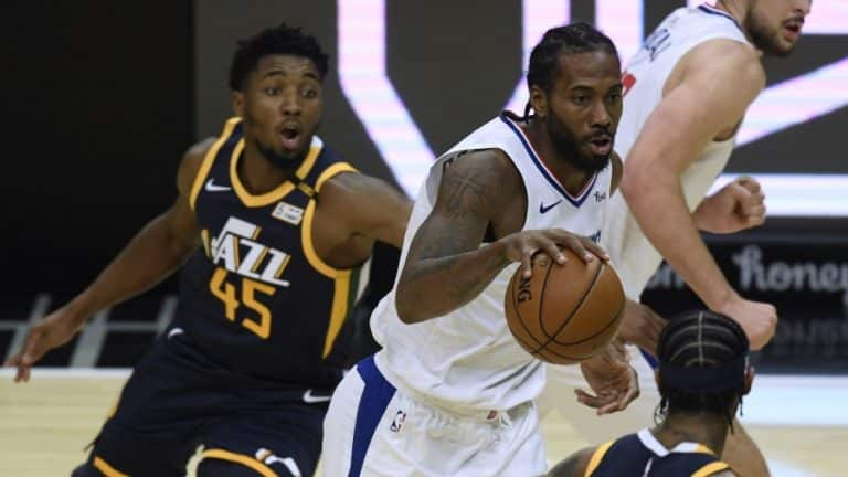 Clippers Jazz series