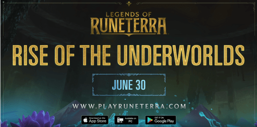 Rise of the Underworlds LoR