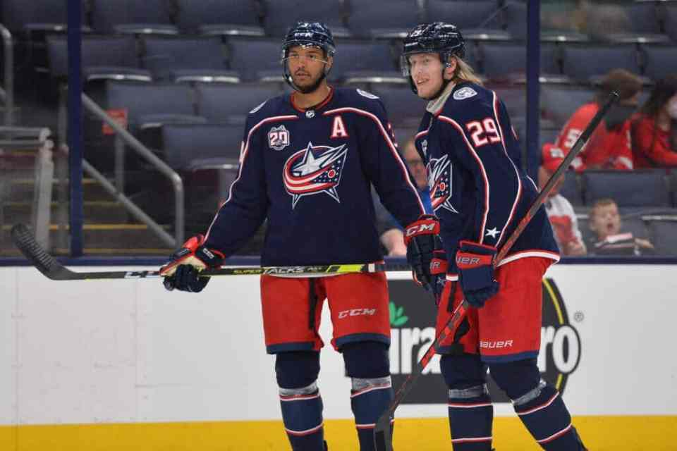 Columbus Blue Jackets' Expansion Draft Overview