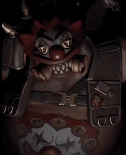 Clown Roadhog