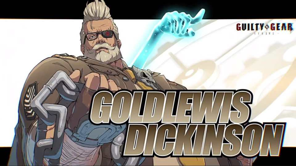 Goldlewis Dickinson Strive