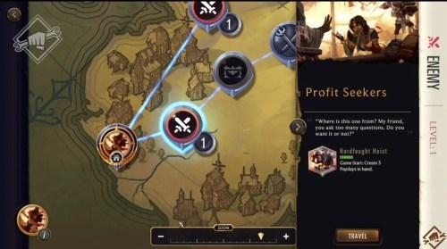 Legends of Runeterra RPG Lab Map 3
