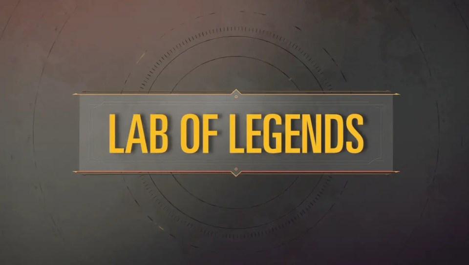 Legends of Runeterra RPG Lab