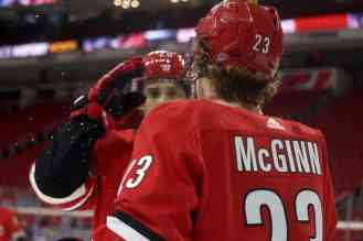 Brock McGinn could be the biggest signing for the Penguins this year.