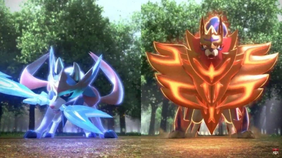 Featured image for Zacian competitive Pokemon overview