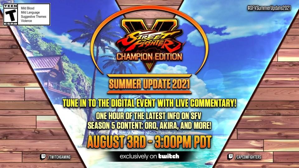 SFV Summer Update Show
