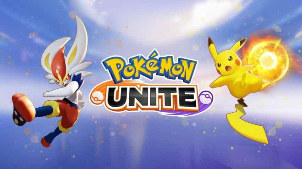 Pokemon Unite Switch Release Date