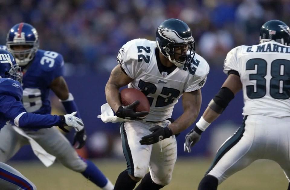 Eagles Legends Spotlight: Duce Staley