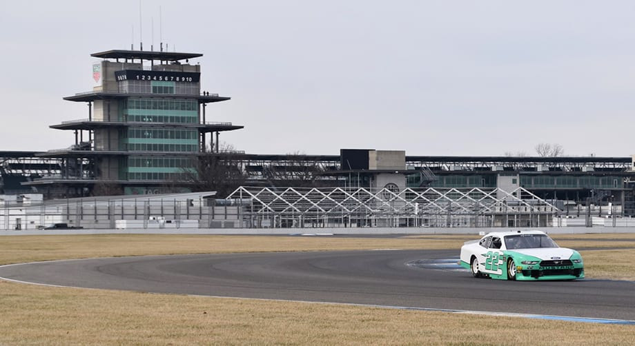 NASCAR Road Course