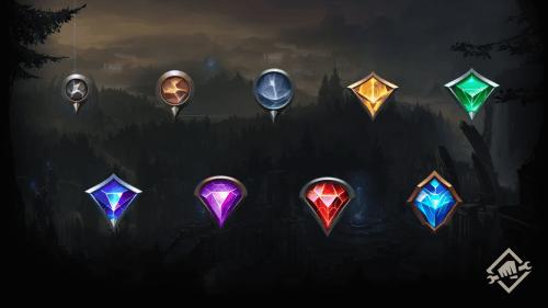 League of Legends Preseason 2022 Crystals