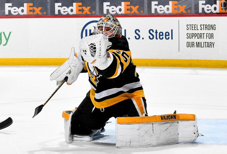 Although Tristan Jarry is solid, the Penguins need a veteran goaltender so he can learn.