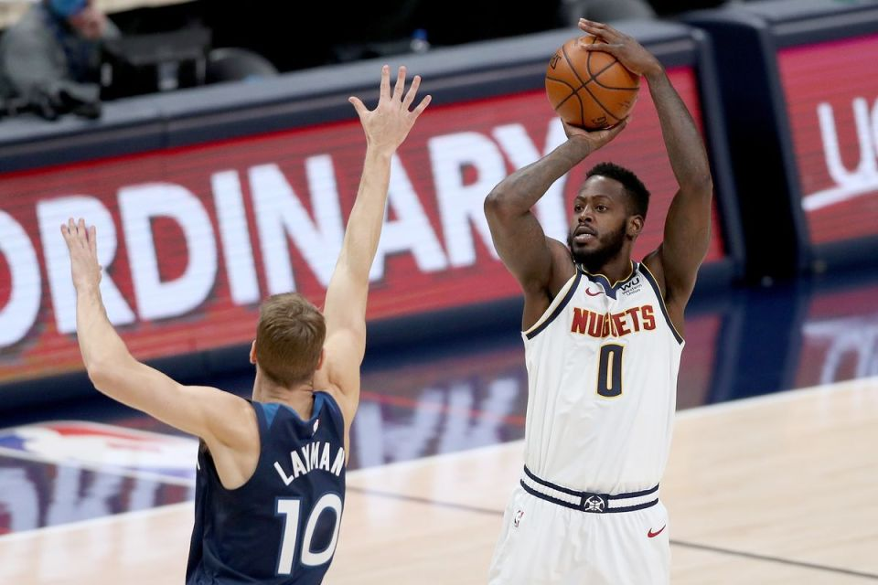 Denver Nuggets Bring Back JaMychal Green