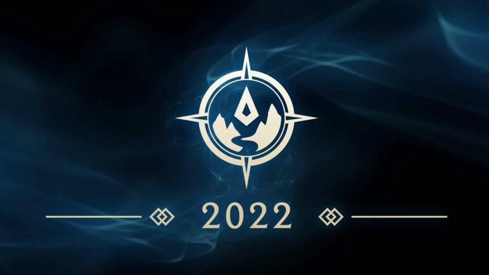 League of Legends Preseason 2022