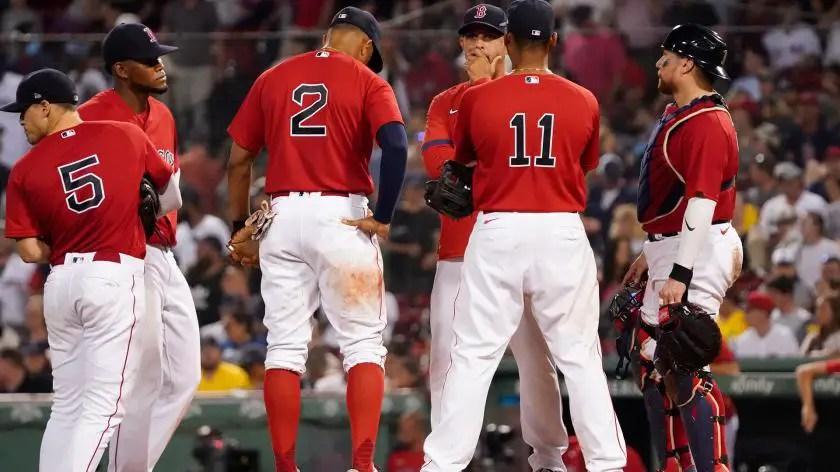 Red Sox Slump