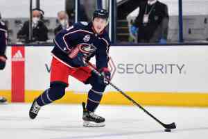 Zach Werenski Signs Six-Year Contract to Stay in Columbus