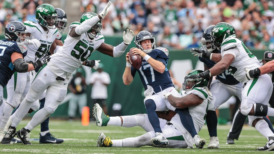 Review of New York Jets vs. Tennessee Titans