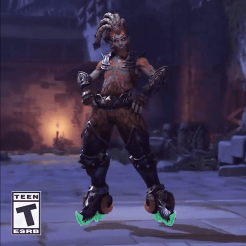 overwatch halloween terror skins 2021 Satyr Lucio