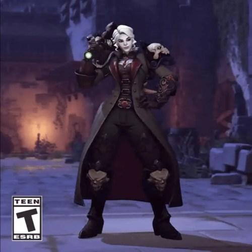 Vampire Hunter Brigette