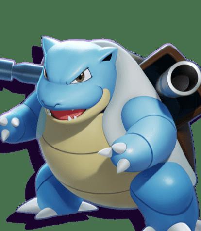 Pokemon Unite Blastoise Skins