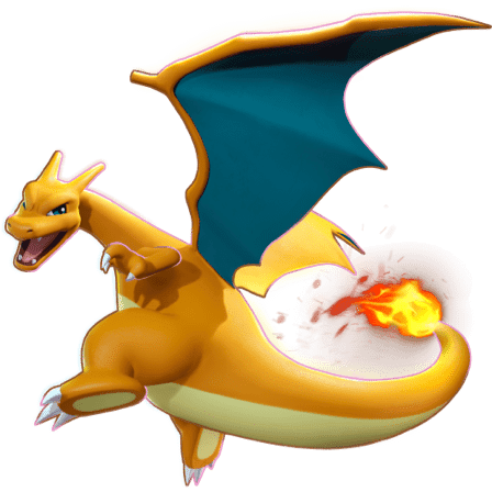 pokemon unite charizard skins