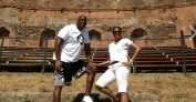 Con Cookie a Taormina